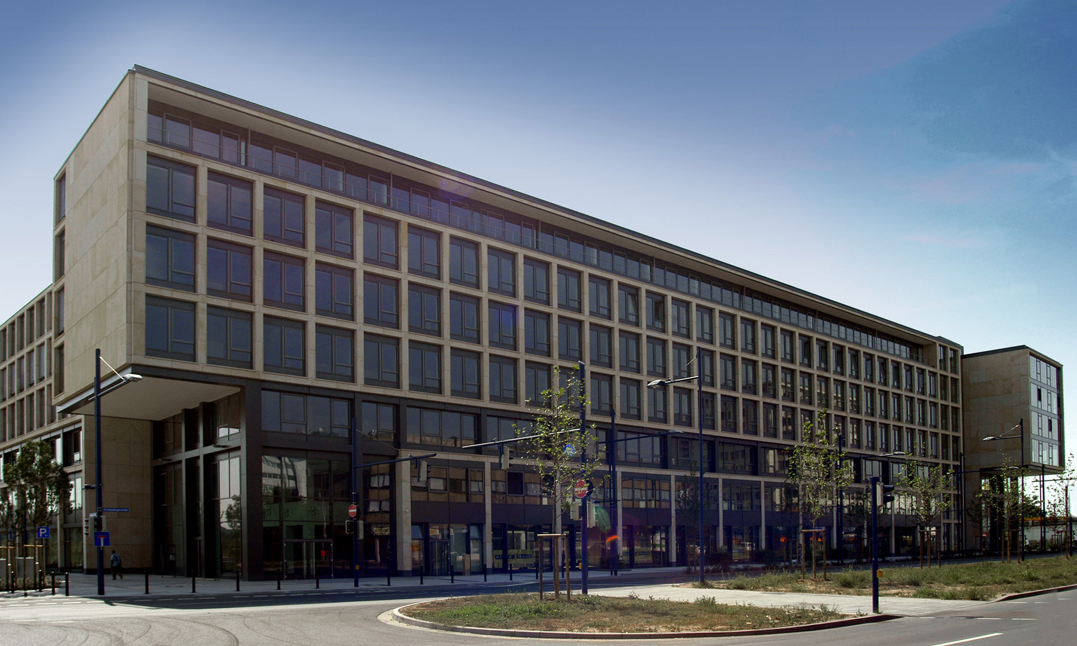 building an office. ESG - Eurofacility Solutions GmbH Overview: Have A New FM Contract To Manage An Office Building In Offenbach