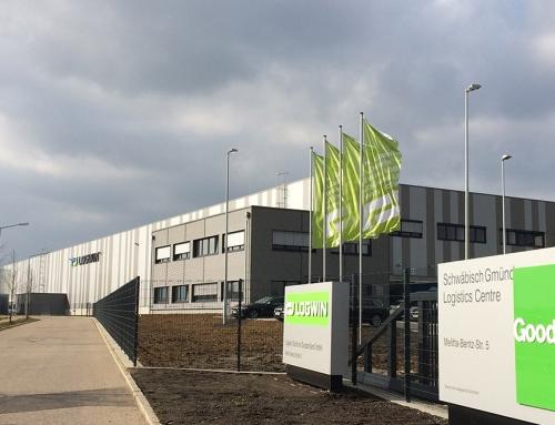 Die ESG konnte einen weiteren Servicevertrag mit dem Kunden Goodman AG Germany für den Standort Logwin Schwäbisch Gmünd abschließen.