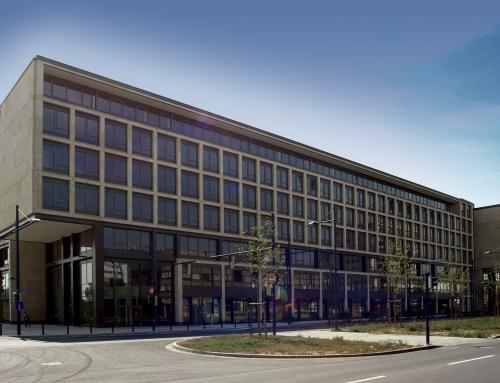 ESG hat einen neuen FM-Vertrag für die Verwaltung eines Bürogebäudes in Offenbach übernommen