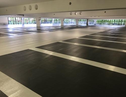 Instandsetzung Parkhaus Seidnitz Center Dresden