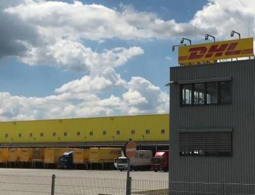 Im April 2019 kommt es zum Vertragsabschluss für ein im Binnenhafen Nürnberg.