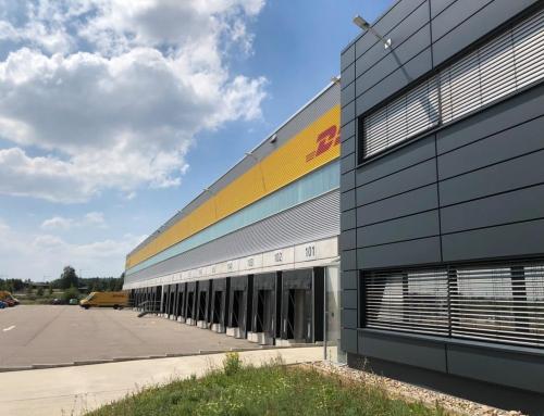 ESG betreut seit 1.01.2019 eine weitere Logistik Immobilie in Pforzheim.